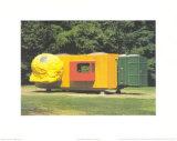 Mobile Home for Kroller Muller  c1995
