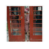 Phone Box  London  1963