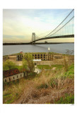 Fort Wadsworth by Verrazano Bridge