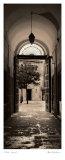 Portico, Espana Reproduction d'art par Alan Blaustein