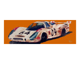 Porsche 908 - 1969 Le Mans Race Car
