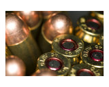 Guns & Ammo: Full Metal Jacket Bullets for Hand Gun 45 Caliber
