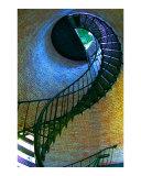 Currituck Light stairs 1