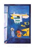 Fenêtre à Tanger Reproduction d'art par Henri Matisse