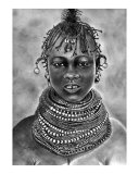 Turkana girl  Kenya