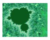 Green Mandelbrot