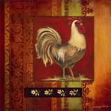 Murano Rooster I