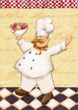 Le Chef et les Fruits