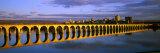 Railroad Bridge  Harrisburg  Pennsylvania  USA