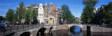 Row Houses  Amsterdam  Netherlands