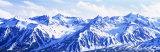 Alesk Mountains  British Columbia  Canada