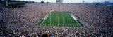 University of Michigan Football Game  Michigan Stadium  Ann Arbor  Michigan  USA