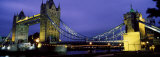 Tower Bridge  London  United Kingdom
