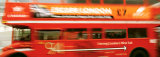 Double Decker Bus  London  England  United Kingdom
