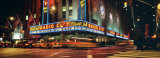 Manhattan  Radio City Music Hall  New York City  New York State  USA