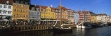 Buildings on the Waterfront  Nyhavn  Copenhagen  Denmark