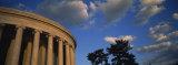 Jefferson Memorial  Washington DC  District of Columbia  USA