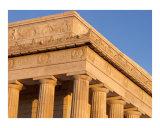 Lincoln Memorial Corner Piece