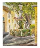 provençal fountain