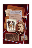 A Painting Pays Tribute to Biologist Louis Pasteur