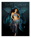 Creatures of the Deep: Belly Dancer