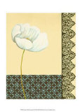 Glazed Tile Botanical II
