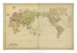 Mercator&#39;s Projection