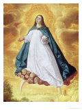 The Immaculate Conception  circa 1628-30