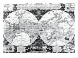 World Map; Vera Totius Expeditionis Nauticae