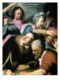 Christ Driving the Moneychangers from the Temple  1626