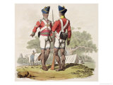 Native Troops in the East India Company&#39;s Service  1815