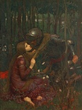 La Belle Dame Sans Merci  1893