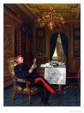 Moltke in Versailles  1872