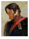 Study for a Portrait of Baron Dominique Larrey
