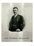 Portrait of Colonel Theodore Roosevelt