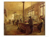 The Laboratory  1887