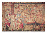 The Arrival of Vasco Da Gama in Calcutta  20th May 1498