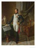 Portrait of Joseph Bonaparte King of Spain  1808