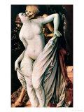 Woman and Death  circa 1517