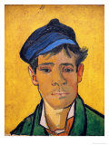 Young Man with a Hat  c1888