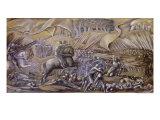 The Battle of Flodden Field  1882