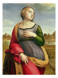 St Catherine of Alexandria  1507-8