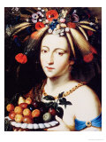 Ceres  Goddess of Abundance  17th Century