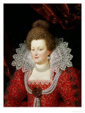 Portrait of Marie de Medici