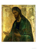 Icon of St John the Baptist