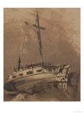 A Ship in Choppy Seas  1864