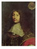 Portrait of Francois VI Duke of La Rochefoucauld  1836