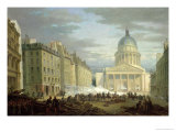 Siege of the Pantheon  24th June 1848