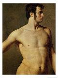 Male Torso  circa 1800