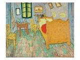 Van Gogh's Bedroom at Arles  1889